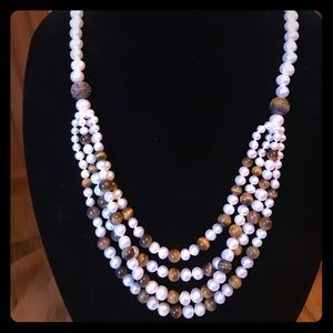 "Jewelry - 23"" Pearl Necklace"